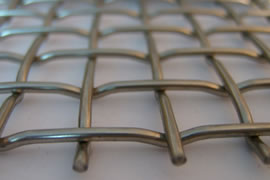 Crimped wire mesh is beautiful and stableused widely as sieving mesh stainless steel crimped wire mesh is usually us ss304 and ss316 as the materialmild steel wire high carbon steel wire galvanized wire etc also used as greentooth Image collections