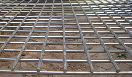 We only supply high quality stainless steel welded wire mesh !